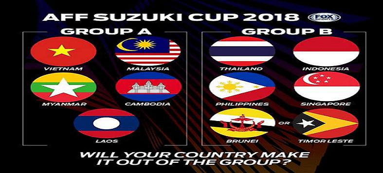 kumpulan piala aff suzuki 2018