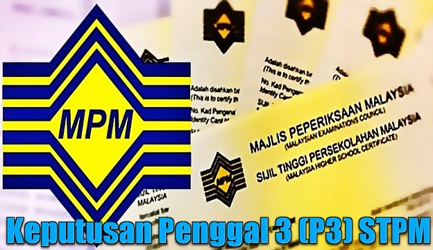 Check Result STPM P3 Penggal 3