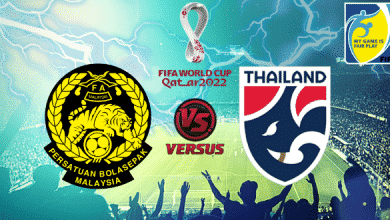 Photo of Live streaming Malaysia Vs Thailand 14.11.2019 Kelayakan Piala Dunia 2022