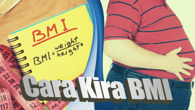 Photo of Cara mengira BMI (Body Mass Index) dan kalkulator BMI online