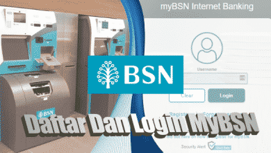 Photo of BSN Online Cara Register Dan Login MyBSN Bank Simpanan Nasional