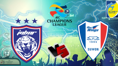 Photo of Live streaming keputusan JDT vs Suwon Bluewings 3.3.2020 ACL